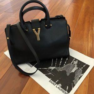 Yves Saint Laurent Classic Cabas Y Bag